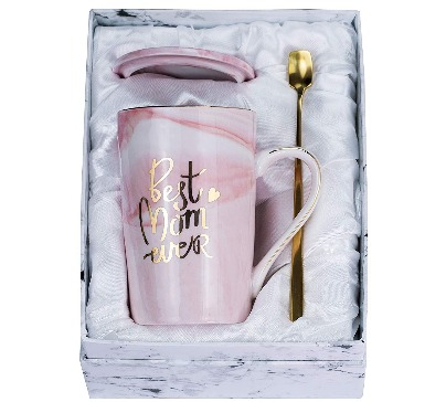 14oz Best Mom Ever Mug