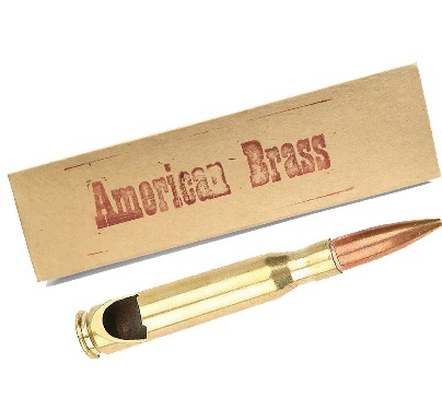 50 Caliber BMG Real Bullet Bottle Opener