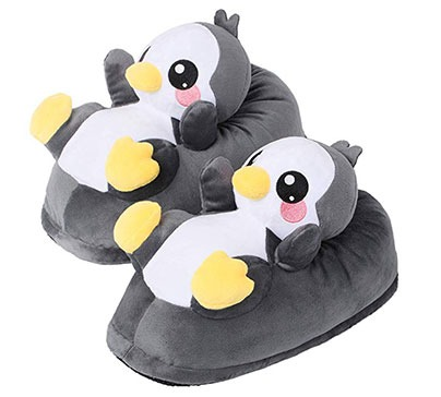 Animal Shaped Slippers