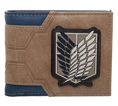 Attack on Titan BiFold Wallet