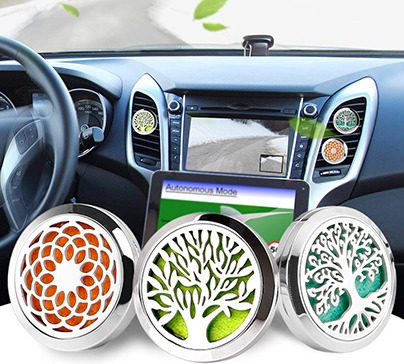 Essential Oil Diffuser Car Vent Clips