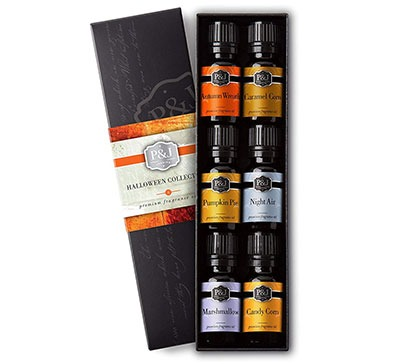 Essential Oils Halloween Set