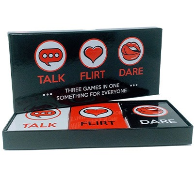 Fun and Romantic Game for Couples