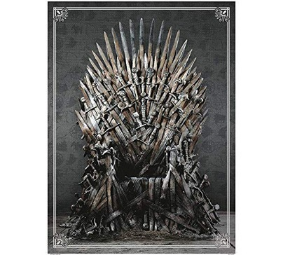 Game of Thrones - Iron Throne Puzzle