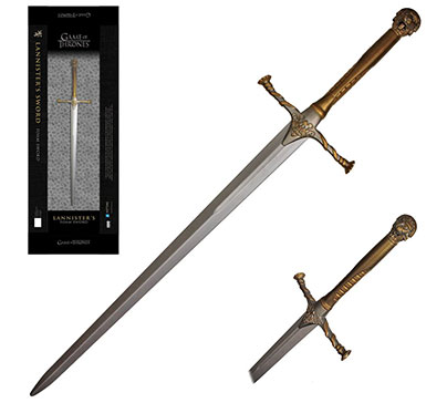 Game of Thrones - Jaime Lannister's Sword Replica