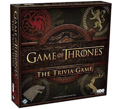 Game of Thrones - The Trivia Board Game