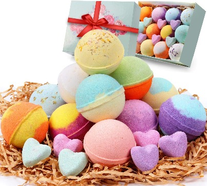 Hanamichi 18 Bath Bombs Gift Set