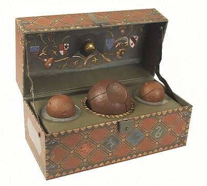 Harry Potter Collectible Quidditch Set - Accessory