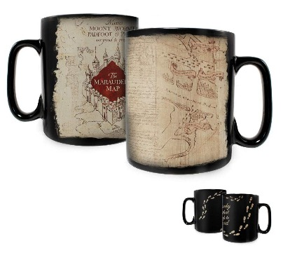 Harry Potter Heat Reveal Ceramic Coffee Mug