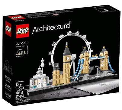 LEGO Architecture London Skyline Collection
