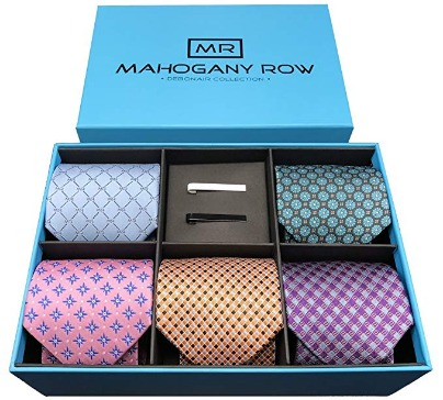 Luxury Necktie Collection in Gift Box