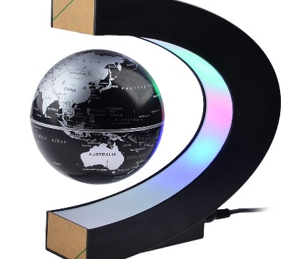 Levitation Globe with LED Lights