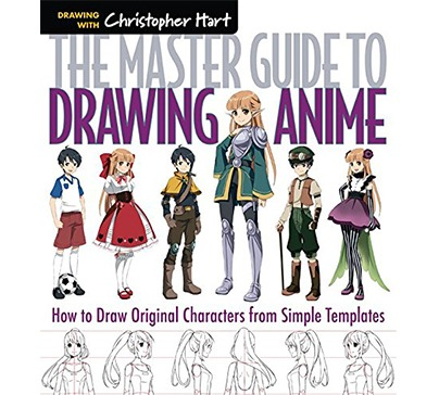 Master Guide to Drawing Anime Characters