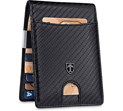 Mens Money Clip Wallet RIO