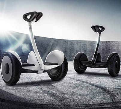 Ninebot S Smart Self Balancing Segway