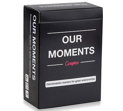 Our Moments Cards Game for Couples