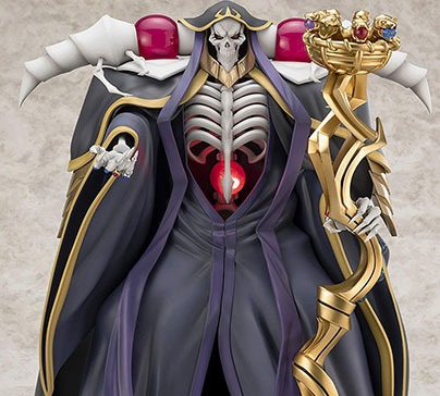 Overlord: Ainz Ooal Gown PVC Figure