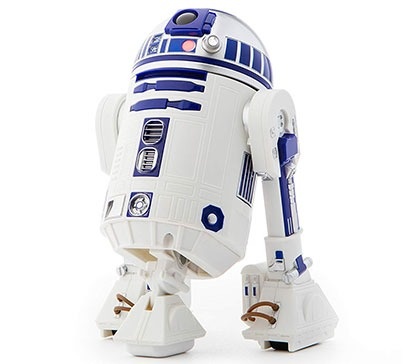 Star Wars R2-D2 App Enabled Droid