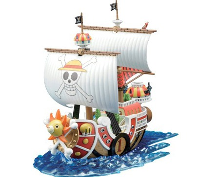 Thousand Sunny Model Ship One Piece