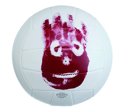 Wilson volleyball (replica) inspired by the movie Cast Away. Official ball size, synthetic leather, great durability, perfect to outdoor play. Weight only 270g.